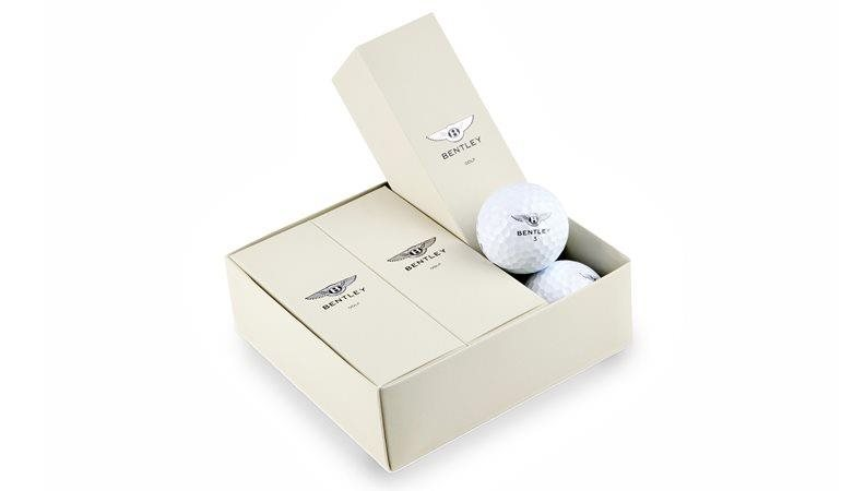 Bentley Golf Balls