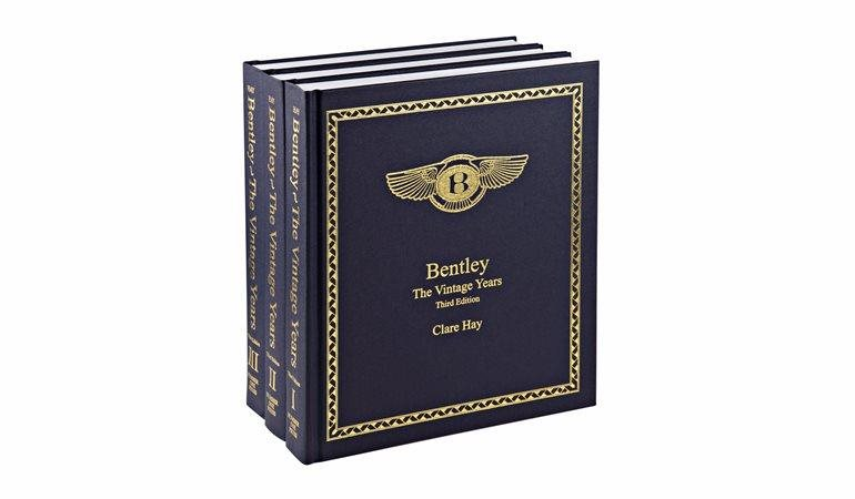 "Bentley ""The Vintage Years"" Edition 3"