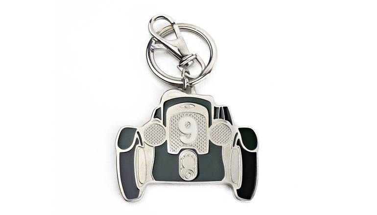 Bentley Blower Keyring