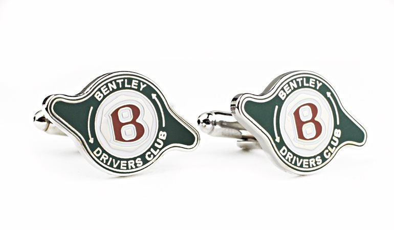 Club Logo Cufflinks